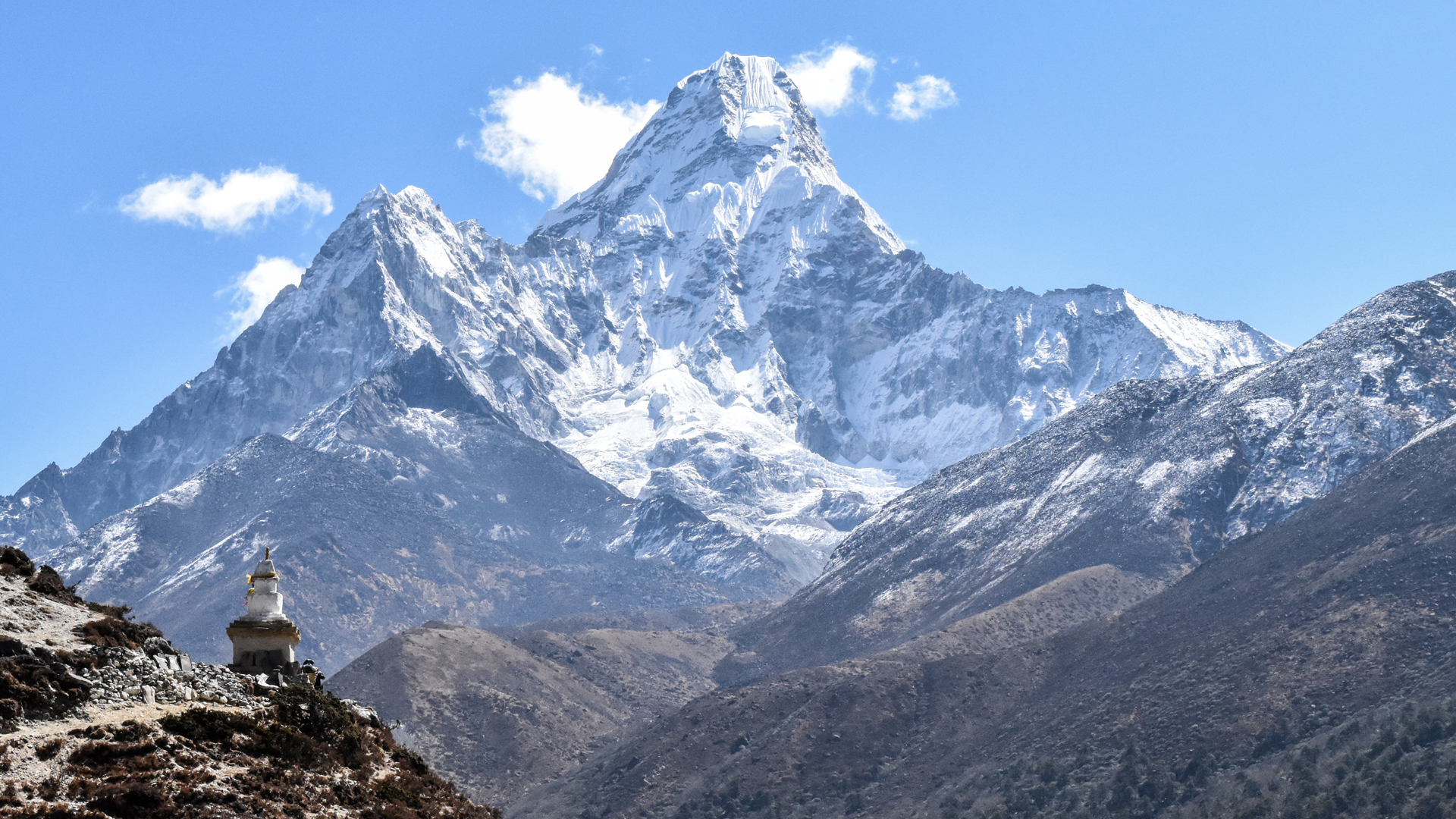 Ama Dablam Expedition Base Camp Service